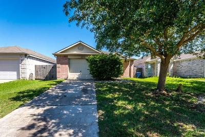 Katy TX Single Family Home For Sale: $103,000