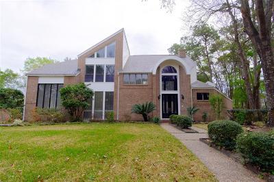 Single Family Home For Sale: 14906 Timberlark Drive