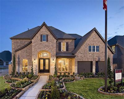 Katy Single Family Home For Sale: 27843 Genesis Manor Lane