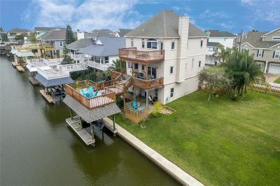 Galveston Single Family Home For Sale: 12832 E Camino Famoso