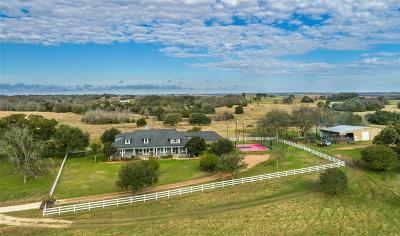 Lavaca County Farm & Ranch For Sale: 503 Fm 1295