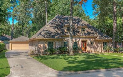 Kingwood Single Family Home For Sale: 3023 Pheasant Run Drive