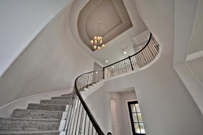 Brookshire Single Family Home For Sale: 9868 Western Sky Drive