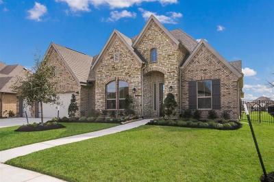 Richmond Single Family Home For Sale: 1631 Saxon Bend Trail
