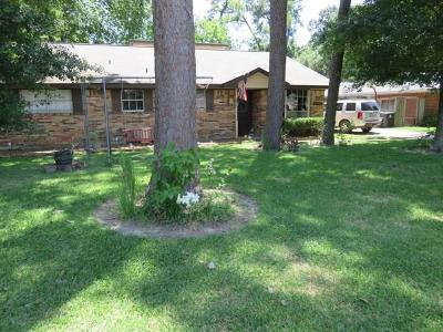 Houston Single Family Home For Sale: 4117 Brookwoods Drive