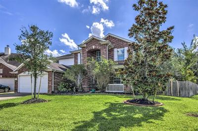 Katy Single Family Home For Sale: 1611 Canyon Terrace Court