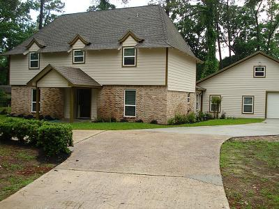 Single Family Home For Sale: 15370 Pinehurst Circle