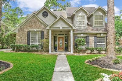 The Woodlands Single Family Home For Sale: 6 Outervale Place