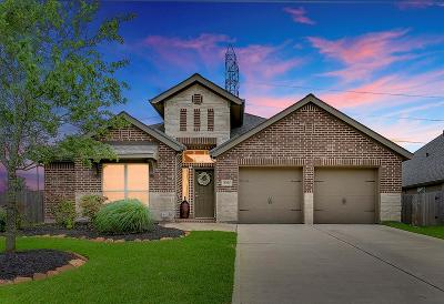 Pearland Single Family Home For Sale: 3301 Primrose Canyon Lane