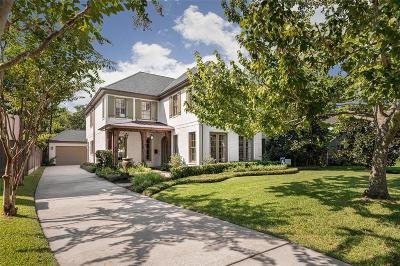 Bellaire Single Family Home For Sale: 4623 Willow Street