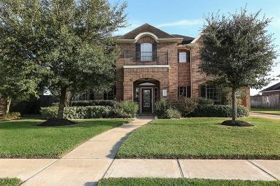 Katy Single Family Home For Sale: 26306 Cresent Cove Lane