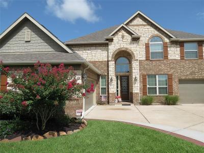 Rosharon Single Family Home For Sale: 14017 Savannah Landing Lane