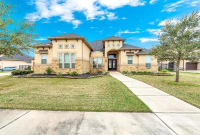 Fulshear Single Family Home For Sale: 5410 Fleming Rock Lane