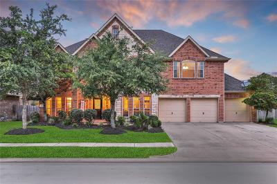 Pearland Single Family Home For Sale: 3322 Sequoia Lake Trail