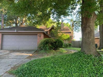 Houston Single Family Home For Sale: 2531 Chestnut Mills Road