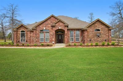 Magnolia Single Family Home For Sale: 11 Lakefield Boulevard