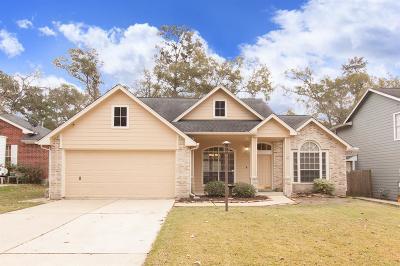 Conroe Single Family Home For Sale: 12079 La Salle River Road