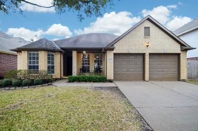 Katy Single Family Home For Sale: 2114 Highland Bay Court