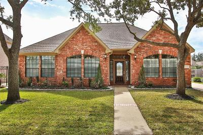 Houston Single Family Home For Sale: 17515 Heartwind Court