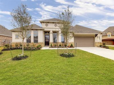 Tomball Single Family Home For Sale: 13907 Cotton Bluff