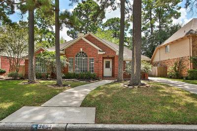 Spring TX Single Family Home For Sale: $198,972