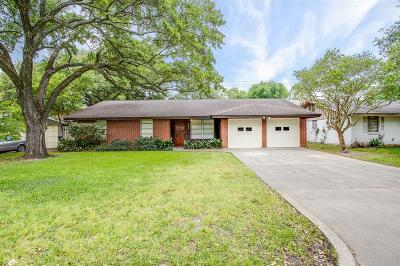 Houston Single Family Home For Sale: 8939 Altamont Drive
