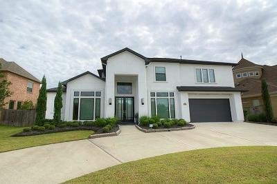 Katy Single Family Home For Sale: 4819 Marbrook Meadow Lane
