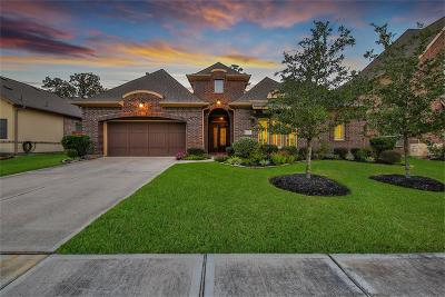 Spring Single Family Home For Sale: 23019 Creek Park Drive