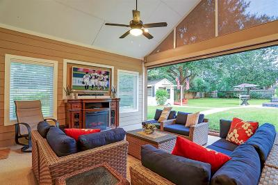 Harris County Single Family Home For Sale: 13114 Happy Lane