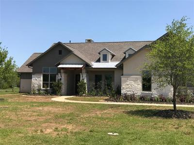 Rosenberg Single Family Home For Sale: 3210 River Ranch South Drive