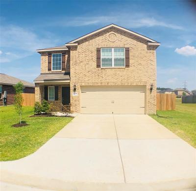 Humble Single Family Home For Sale: 20430 Flatiron Drive