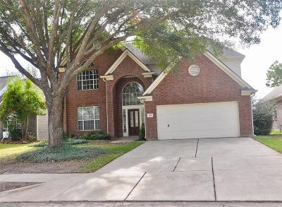 Katy Single Family Home For Sale: 5610 Overton Park Drive
