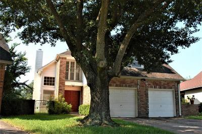 Houston Single Family Home For Sale: 9603 W Withers Way Circle