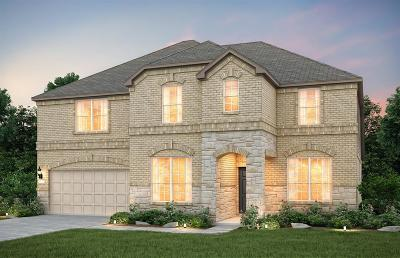 Single Family Home For Sale: 6919 Twilight Elm Trace