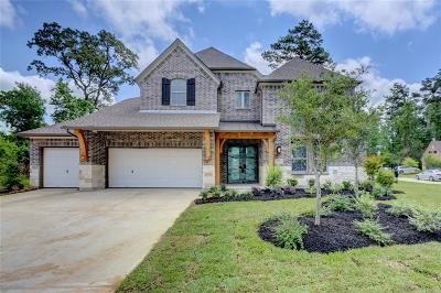 The Woodlands Single Family Home For Sale: 36 Violet Sunset Lane