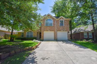 The Woodlands Single Family Home For Sale: 136 S Brooksedge Circle