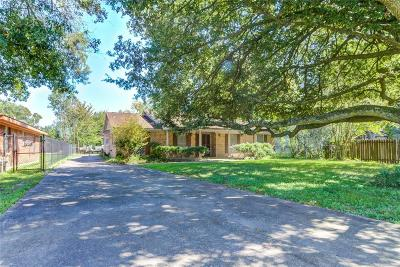 Houston Single Family Home For Sale: 11726 Biscayne Way