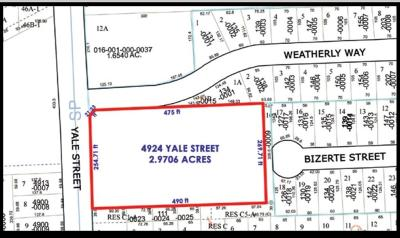 Residential Lots & Land For Sale: 4924 Yale Street