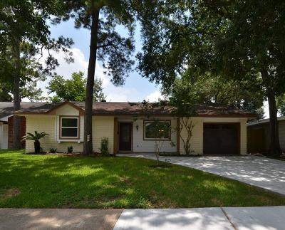 Houston Single Family Home For Sale: 3815 April Lane