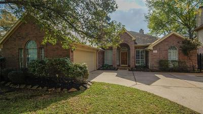 Cypress Single Family Home For Sale: 13011 Dogwood Glen Court