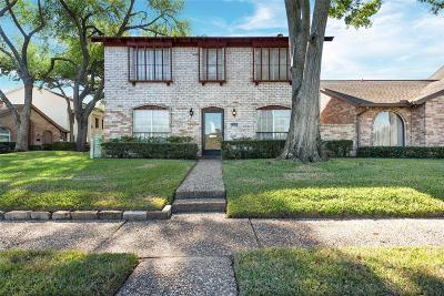 Houston Single Family Home For Sale: 10133 Kemp Forest Drive