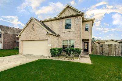 Baytown Single Family Home For Sale: 8231 Rosemary Drive