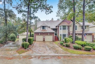 The Woodlands Condo/Townhouse For Sale: 87 N Avonlea Circle