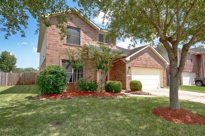 League City Single Family Home For Sale: 2116 Goldfinch Lane