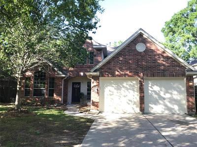 The Woodlands Single Family Home For Sale: 22 Lamps Glow Pl