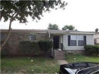 Brookshire Multi Family Home For Sale: 5 & 9 Carol Becca Ct Court #AB
