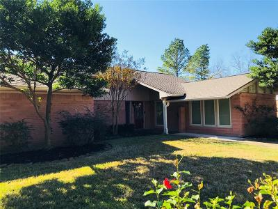Houston Single Family Home For Sale: 5627 Dumfries Drive