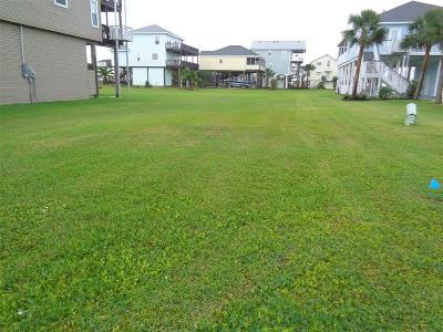 Galveston Residential Lots & Land For Sale: Lot 32 Intrepid Lane