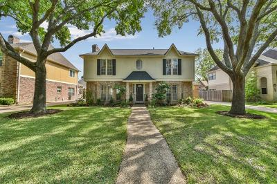Katy Single Family Home For Sale: 20715 Castle Bend Drive