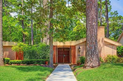 Briargrove Park Single Family Home For Sale: 515 Briarpark Drive